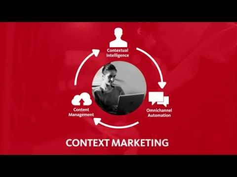 Sitecore Context Marketing Video