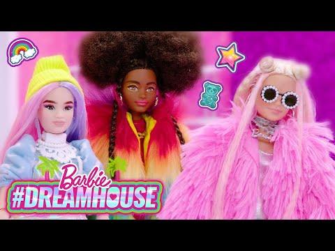 DIE EXTRA-CREW ZEIGT BARBIE MODETIPPS! 🌈👠✨🕶 | #Traumvilla Folge 9 | @Barbie Deutsch