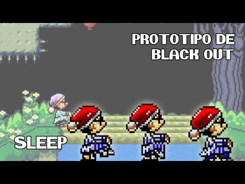 Sleep, el prototipo de Black Out | Gigaleak | Peasoroms 2020