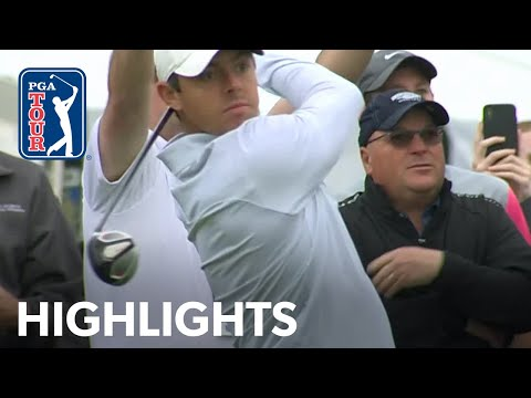 Rory McIlroy?s highlights | Round 1 | RBC Canadian Open 2019