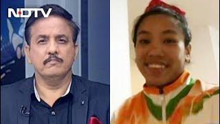 Tokyo Olympics 2020: Weightlifting  में Silver Medal जीतने के बाद क्या कहा Mirabai Chanu ने - NDTVINDIA