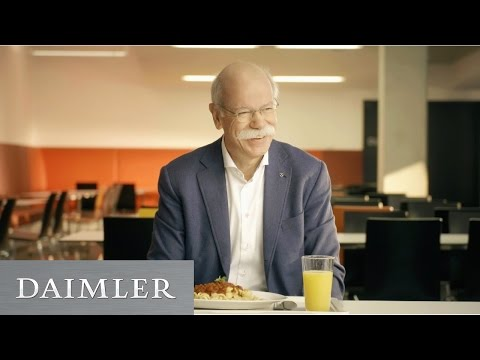 Daimler`s  year-end message 2016