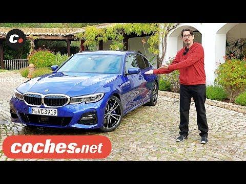 BMW Serie 3 2019 | Primera prueba / Test / Review en español | coches.net
