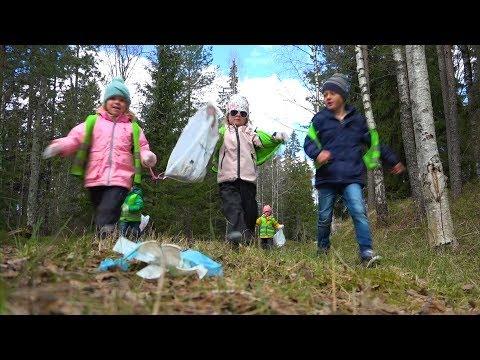 Skräpplockardagar i Karlstads kommun