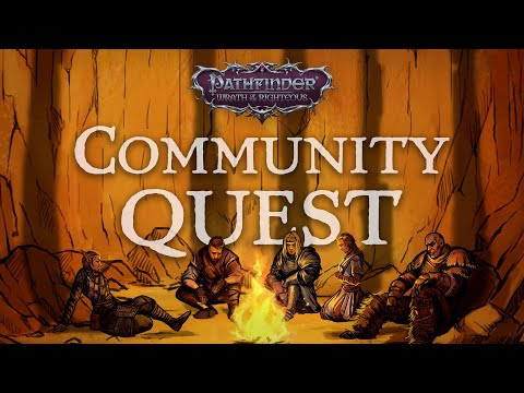 Pathfinder: Wrath of the Righteous   Community Quest