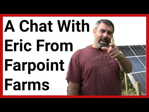 Live Chat With Eric From Farpoint Farms