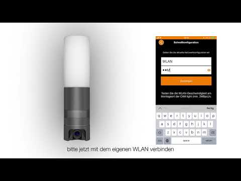 STEINEL CAM light | Montage & Schnellstart | DIY