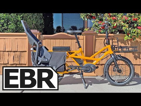 Tern GSD S00 Video Review - $5k