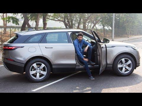 connectYoutube - Range Rover Velar Review (Part 1) - Design & Features   Faisal Khan