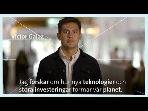 Forskardagarna 2018 - Möt Victor Galaz