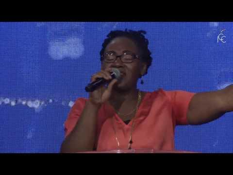 Faisons monter / Je viens T'offrir / Toi seul est digne | ICC Gospel Choir -  Crina Tokoto