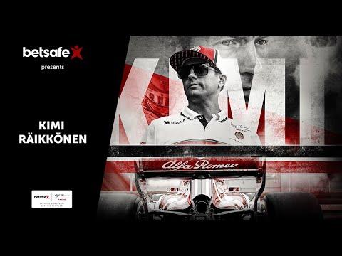 Betsafe X Kimi Räikkönen