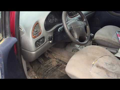 Volkswagen Sharan 1996 m dalys