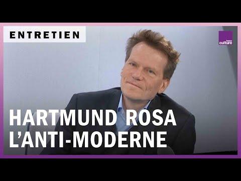 Vidéo de Hartmut Rosa