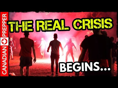 Worldwide Lockdown Riots, Market Crash, Election Chaos, Alarming Arctic Melt