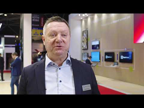 Mobile connectivity for digital signage  – Telenor Connexion at ISE 2019