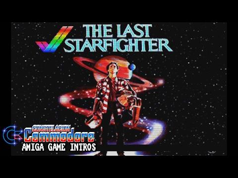 Amiga Game Intro: The Last Starfighter (Amiten Software, 2016)