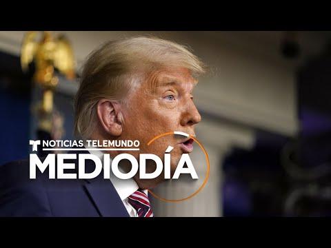 Trump arremete contra las autoridades de Pennsylvania por el desarrollo del conteo de votos