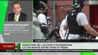 Paris renonce à ratifier l'accord extradition avec Hong Kong: «On s'en sert pour critiquer la Chine»