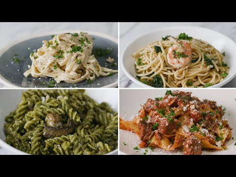 Gourmet Pasta Dinners You Can Actually Afford