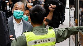 À Hong Kong, le magnat prodémocratie Jimmy Lai condamné à 14 mois de prison