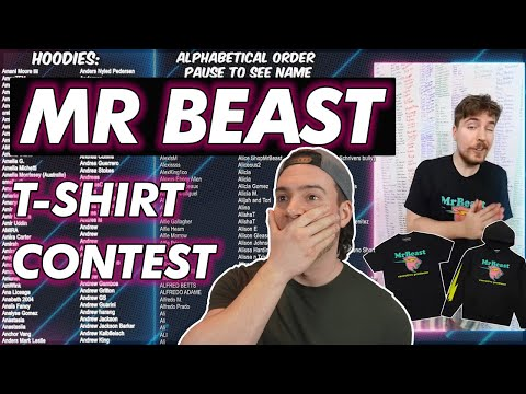 How MR BEAST Did 7-Figure Print on Demand Sales in 7-Days!