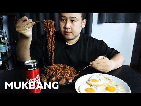 Jjapaguri-and-Fried-Egg-|-Im-K