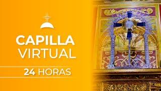 Santa Misa y Adoración Eucarística  ????EN VIVO  24/7 del Padre Ramón Zambrano