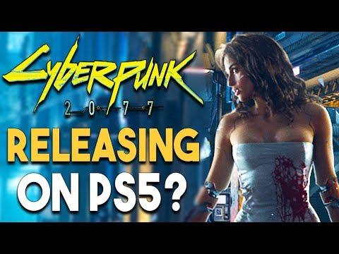Cyberpunk 2077 on PS5?! and BIG Kingdom Hearts 3 LEAK