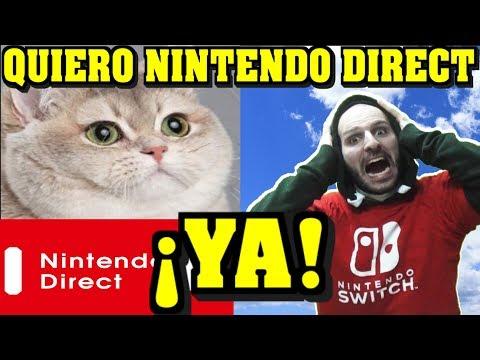 connectYoutube - ¡¡¡NINTENDO TROLEA EN TWITTER CON NINTENDO DIRECT!!! - Sasel - Nintendo switch - Noticias