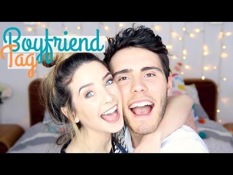 The Boyfriend Tag | Zoella