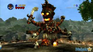 LEGO Indiana Jones 2- Temple of Doom Walkthrough- 4 of 4