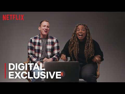 Netflix Employees React To... That Gerald's Game Scene | Netflix