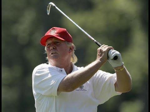 Private Prison Corp Funnels Money To Trump Golf Club