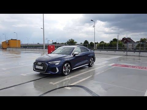 Audi S3 - sedan idealny?