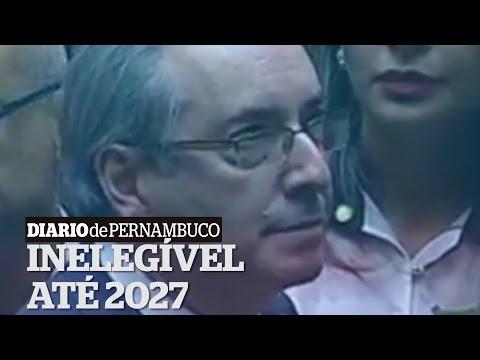 Eduardo Cunha � cassado por 450 votos a favor e apenas 10 contr�rios