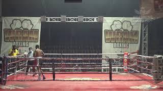 Fresly Ruiz VS Jose Centeno - Nica Boxing Promotions