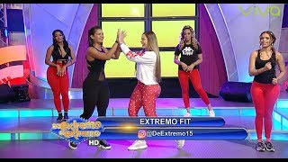 Defensa Personal Extremo Fit