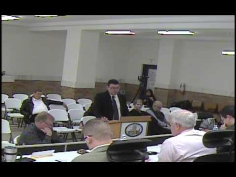 2017-02-07 Board of Supervisors Meeting Part 1 of 2