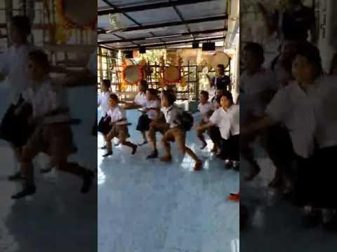 Four Corners at Wat Muen Ngen Kong