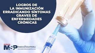 Logros de la Inmunización en los pacientes de  enfermedades crónicas