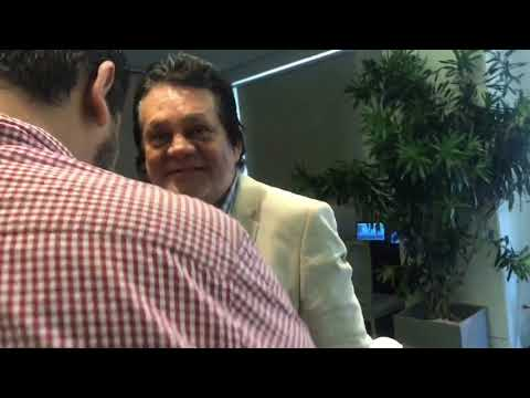 Behind The Scenes With Roberto Duran