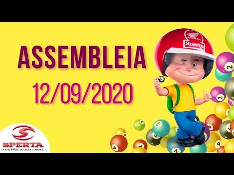 Sperta Consórcio - Assembleia - 12/09/2020
