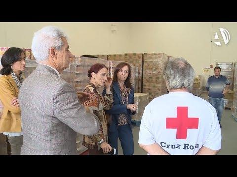 Cruz Roja comienza la segunda fase de reparto de alimentos que llegará a casi 29.000 personas