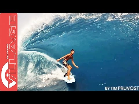 Tahitian Chargers 3 Teahupoo First Swell of the Season