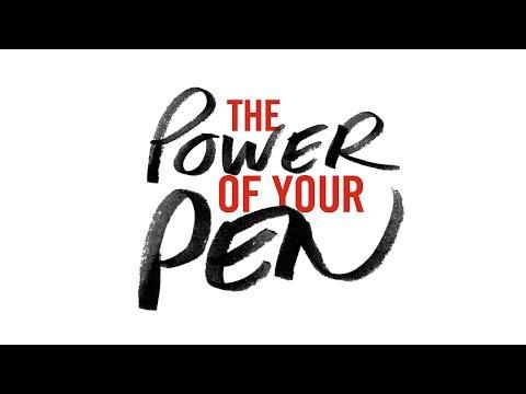 Power of Your Pen - Yemen