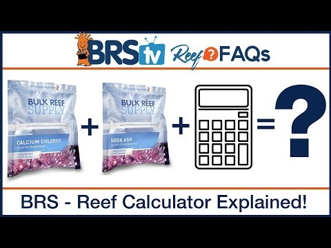 How much 2 part do you dose? Reef calculator made EASY! | ReefFAQs