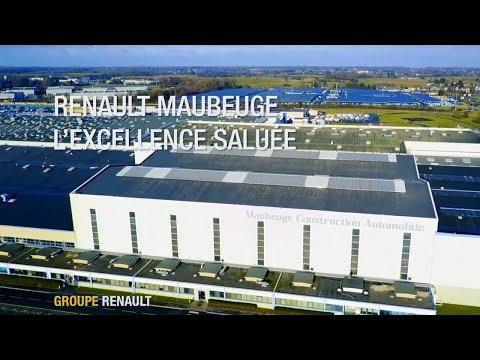 Renault Maubeuge : l'excellence saluée | Groupe Renault