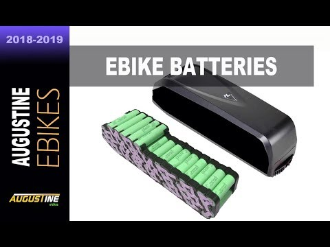 What you should know about your Ebike's battery