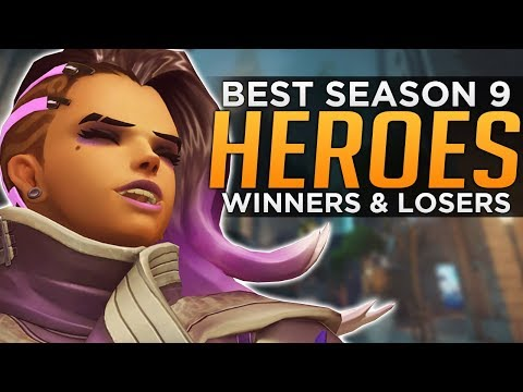 connectYoutube - Overwatch: BEST and WORST Heroes For Season 9 - Meta Discussion